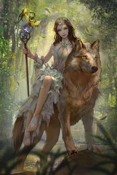 Fantasy Elf and Wolf Wallpaper iPhone – Fantasy Elf und Wolf Hintergrundbild iPhone – Anime Fantasy, Fantasy Girl, Elfen Fantasy, Fantasy Kunst, Fantasy Women, Dark Fantasy, Fantasy Princess, Fantasy Mermaids, Real Mermaids
