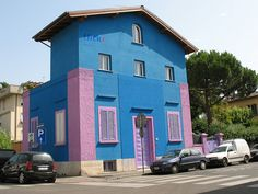 """Casa Flickr"" in Empoli (Italy), Photo: higlu"
