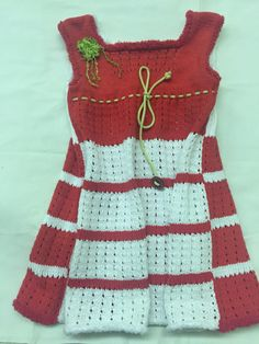 Вязание спицами. Платье для девочки 6-три лет Crochet Top, Handmade, Tops, Dresses, Women, Fashion, Hand Made, Gowns, Moda
