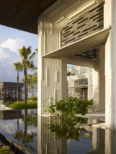 Alila Villas Uluwatu by WOHA Architects
