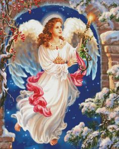 Angel In The Arch [GELSINGER266101] - $19.00 : Heaven And Earth Designs, cross stitch, cross stitch patterns, counted cross stitch, christmas stockings, counted cross stitch chart, counted cross stitch designs, cross stitching, patterns, cross stitch art, cross stitch books, how to cross stitch, cross stitch needlework, cross stitch websites, cross stitch crafts