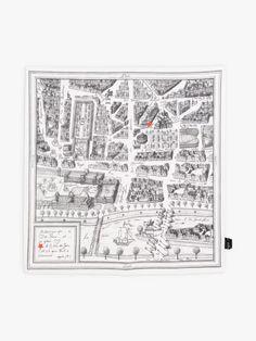 bandana Rue du Jour en coton | agnès b. Bandana, Everyday Look, Rue, D Day, Cotton, Accessories, Bandanas