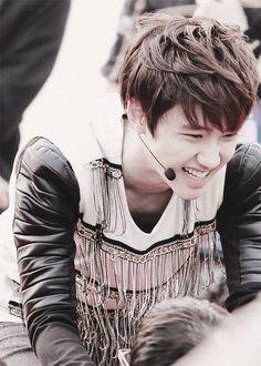 Exo Kyungsoo's smile