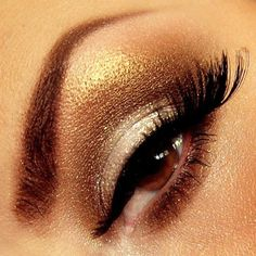 Love this!! I love neutrals and this is a very sexy way to do a neutral!! I'm gonna have to try this out!!