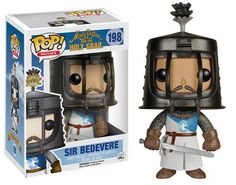 Funko Pop Monty Python and the Holy Grail - Sir Bedevere