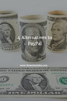 4 Alternatives to PayPal