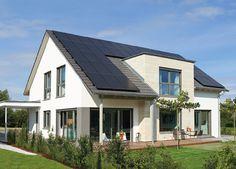 energy-generating house