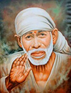 Sri Shirdi Sai Baba.
