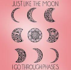 Moon mood
