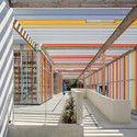 Escola Honoré de Balzac / NBJ architectes Escola Honoré de Balzac / NBJ architectes