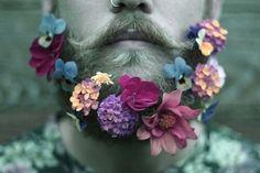 Piercings y flores!