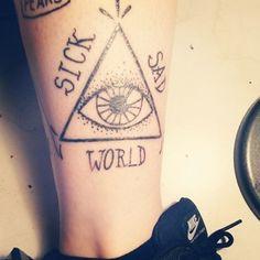 Un homenaje solo para los entendidos. | 18 Tatuajes de Daria que toda persona amargada va a querer tener