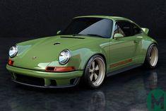 Singer/Williams Porsche 964 restoration collaboration