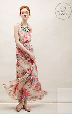 ANTHROPOLOGIE  #fashion #coupon #designers #coupons #discounts #trends #news #links #runway #bright #maxidress http://appearanceforless.com/latest-trends/