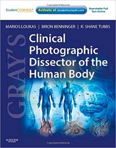 Gray's Clinical Photographic Dissector of the Human Body 1e