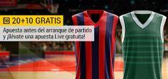 el forero jrvm y todos los bonos de deportes: bwin promocion Baskonia vs Zalgiris 15 marzo