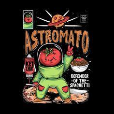 Astromato None  by ilustrata