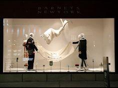 Visual: BARNEYS NY - Vidrieras de Tokyo