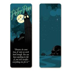 A sneak peak of what our bookmarks will look like. They should be available soon!  #bookmark #classicbooks #peterpan #digitalart #bookstagram #bookish #bookmarks #booknerd #bookworm #bookaddict by rockpaperbooks