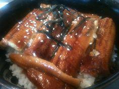 grilled eel <3 Korean food