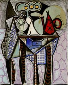 Pablo Picasso Still Life On A Table, 1947