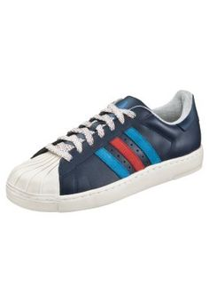 adidas Originals SUPERSTAR 2 LITE Sneaker blau rot Sneakers Schuhe,  Converse Schuhe, Adidas Superstar 2cb958aa56