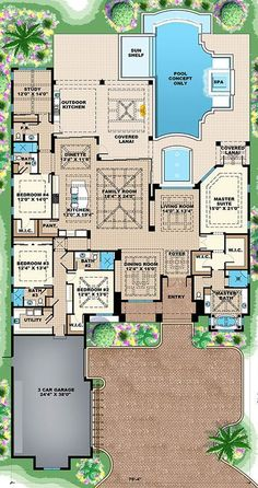 plan de maison | Maison | House sketch plan, House plans et House sketch