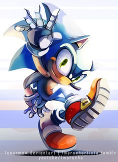 Sonic the Hedgehog (Art Remake)...