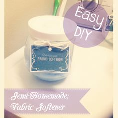 Semi-Homemade Fabric Softener — Christian Stay at Home Moms