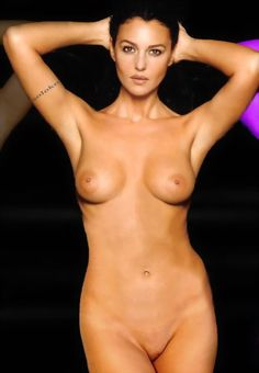 Hairy pussy monica bellucci nude