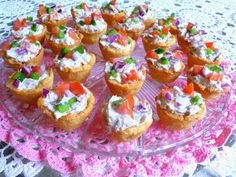 APPETIZERS FOR SUPER BOWL USING THE MIRACLE DOUGH