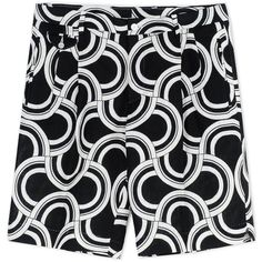 Dolce & Gabbana Bermuda Shorts ($645) ❤ liked on Polyvore featuring men's fashion, men's clothing, men's shorts, black, mens bermuda shorts, mens linen shorts and dolce gabbana mens clothing