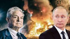 George Soros, Ferguson Protest, Baltimore Riots, Vladimir Poutine, United States Constitution, Organization Lists, America Civil War, Trump, Socialism