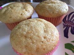 Kumkum's Food: Eggless Vanilla Cupcakes - Eggless Vanilla Muffins...