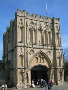 The Abbey Gate Bury St Edmunds UK