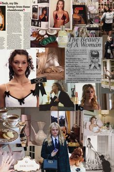 Textiles Sketchbook, Magazine Collage, You'll Never Walk Alone, Lily Rose Depp, Old Money, All I Ever Wanted, My Vibe, Rich Girl, Collage