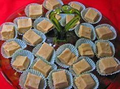 Easiest Peanut Butter Fudge, Ever! from Food.com: I think I saw this recipe on Food Network from Alton Brown. It is so easy that once you make it the first time, you'll remember how to make it without the recipe from then on. Enjoy!