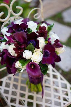 Melissa's Bridal Bouquet...