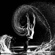 Dance with water