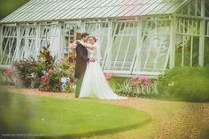 Stradsett Hall, Norfolk Wedding Venue. Greenhouse. www.jameskphoto.co.uk