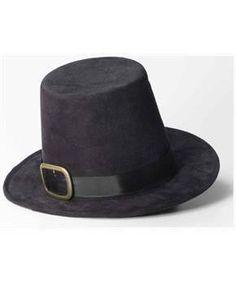 61b72c84213 ToyHo.com - Super Deluxe Pilgrim Hat Costume Accessory - Black Party  Costumes