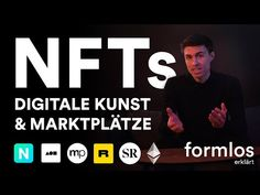 formlos erklärt - NFTs & Cryptoart - YouTube Innovation, Youtube, Technology, Digital Art, To Study, Economics, Psychics, Youtubers