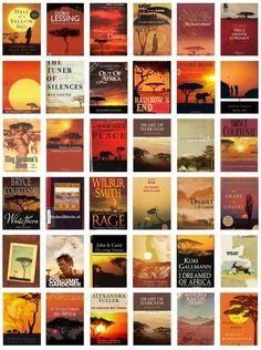 Why Every Book About Africa Has the Same Cover