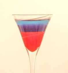 The Alchemist: Fourth Of July Drink