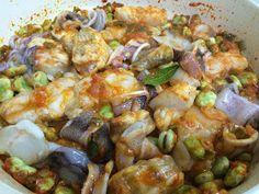 Me sabe a Málaga: Arroz caldoso a la malagueña Meat, Chicken, Food, One Pot Dinners, Rice, Vegan, Grandmothers, Meal, Eten