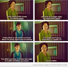 Harry Potter Deleted Scene. So many feels.
