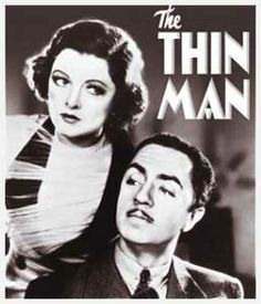 Starring Myrna Loy and William Powell...it's a detective film at it's smartest and funniest! an extra bonus is Asta...their lovable dog!