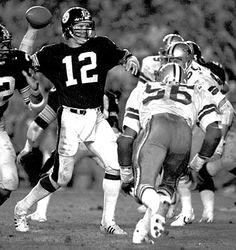 Terry Bradshaw Steelers