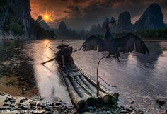 The Boatman :: Passage to Mordor