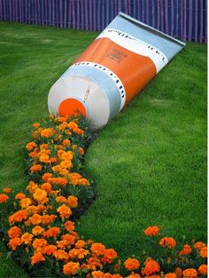 giant paint tube sculpture - Google Search